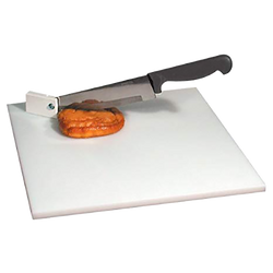 Cutting Board With Attached Knife