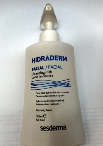 Sesderma Hidraderm (очищение кожи) - мой отзыв