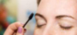 Коррекция бровей и покраска краской