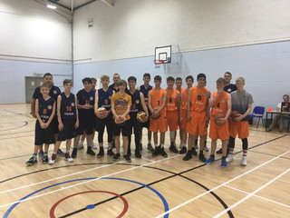 Oxfordshire U16s Sizzle at CVL Tournament