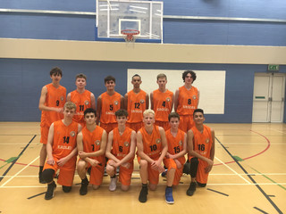 Hoops U14NL win first game while Abingdon Eagles U16 win the double header