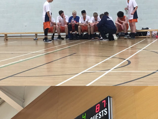 NBL Weekend Results - Hoops U14s go top of the Midlands West league