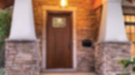 ThermaTru Craftsman door