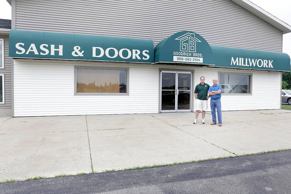 Goodrich Brothers Storefront
