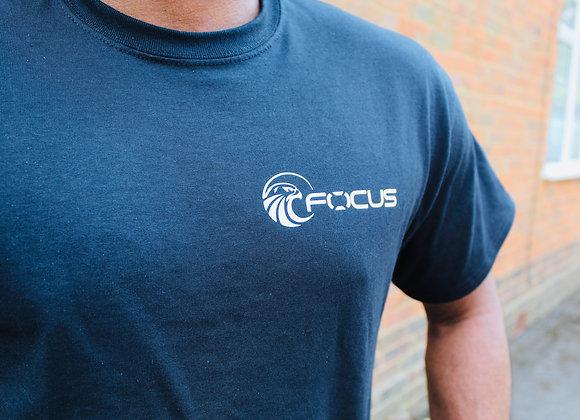 Focus Pure Cotton T-shirt