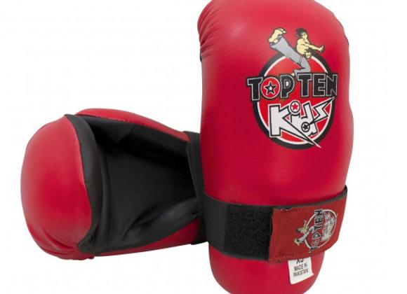 TOP TEN Point Fighting Gloves - KIDS