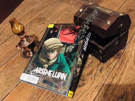 Arsène Lupin, tome 4 : L'aiguille creuse, 2ème partie - Takashi Morita