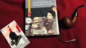 Les enquêtes de Sherlock Holmes (manga) - Haruka Komusubi
