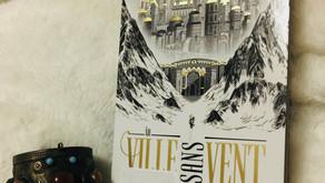 #PLIB2021 La ville sans vent (tome 1) - Eléonore Devillepoix