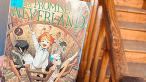 The Promised Neverland, tome 2 - Posuka Demizu Kaiu Shirai