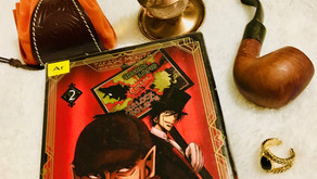 Arsène Lupin, tome 2 : Contre Herlock Sholmès, La lampe juive - Takashi Morita