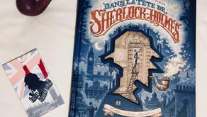 Dans la tête de Sherlock Holmes, tome 1 : L'affaire du ticket scandaleux - Benoît Dahan Cyril Lieron