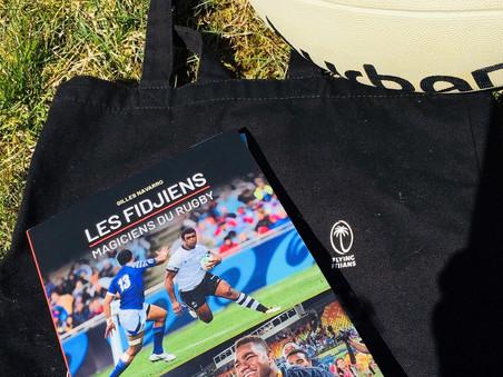Les Fidjiens, magiciens du rugby - Gilles Navarro