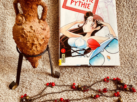 Save me Pythie, tome 1 - Elsa Brants