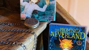The Promised Neverland, tomes 4 et 5 - Posuka Demizu Kaiu Shirai