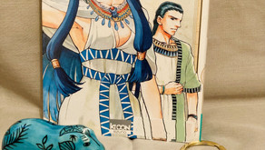 Reine d'Egypte, tome 2 - Chie Inudoh