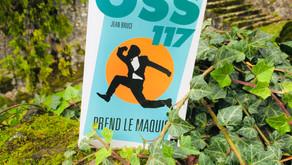 OSS 117 prend le maquis - Jean Bruce