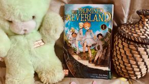 The Promised Neverland, tome 1 - Posuka Demizu Kaiu Shirai
