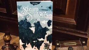 #PLIB2021 Steam sailors, tome 1 : L'héliotrope - Ellie S. Green