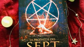 #PLIB2021 La prophétie des Sept - Christelle Da Cruz
