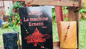 La machine Ernetti - Roland Portiche