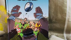 Les Rugbymen, tome 17 : On s'en fout qui gagne, tant que c'est nous ! Beka & Poupard
