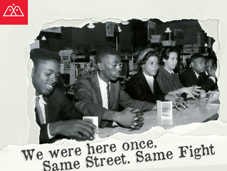 Ripped from our History: We Were Here Once