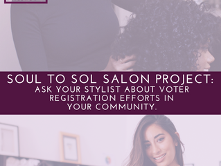 Soul to Sol: A GOTV Effort that Centers Women of Color here in the Lowcountry