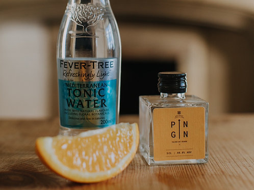 Valencian Orange Pin Gin 5cl