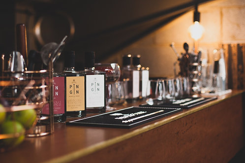 """The Distillery Club"" - For The Pin Gin Connoisseur"