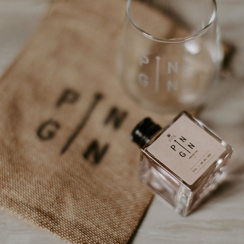 Spirit & Glass Gift Set