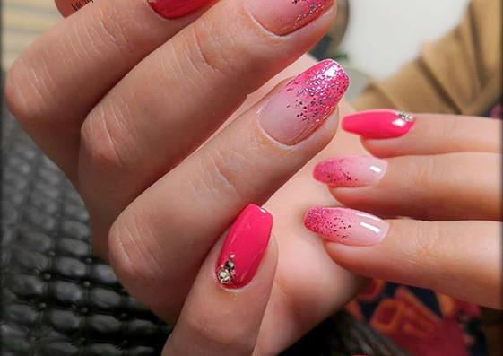 Beautiful Bittersweet 💗 #nails #intempo