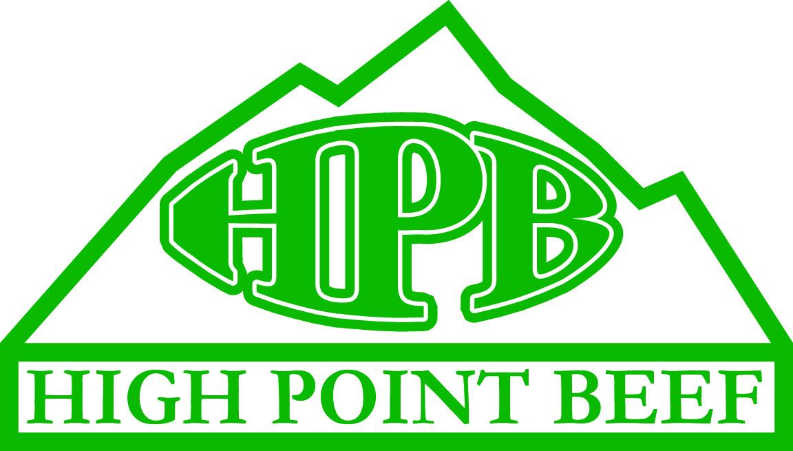 high point beef logo