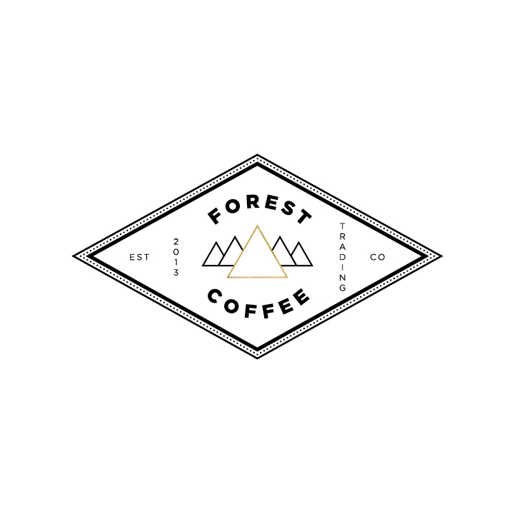 FOREST COFFEE Horizontal
