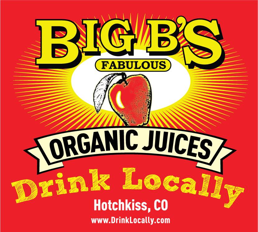 Big B's Logo