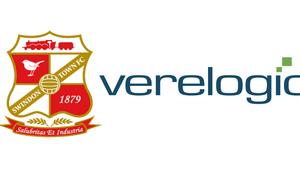 Swindon Town Football Club announces Verelogic's extended partnership for the 2021-22 season.