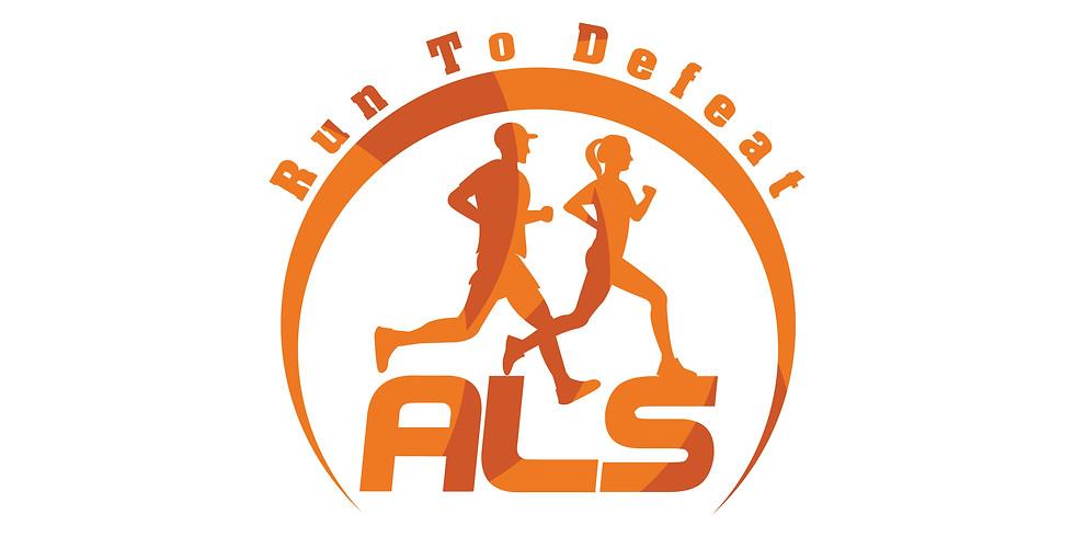 Run to Defeat - ALS Virtual 5K