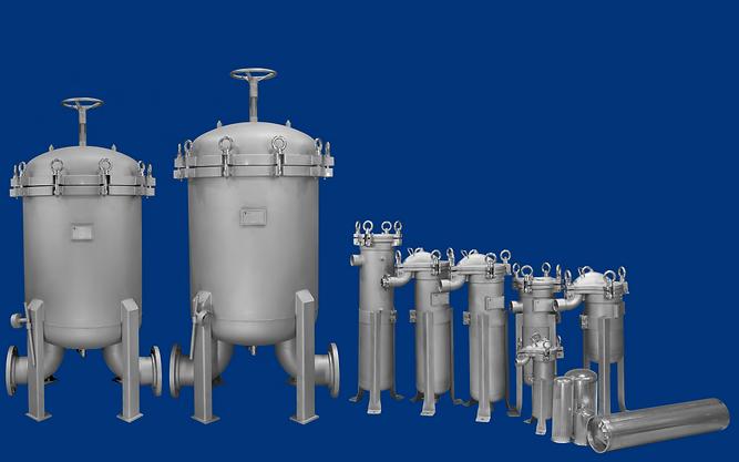 Filter Vessels & Baskets