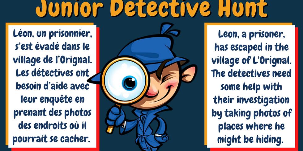 Junior Detective Hunt