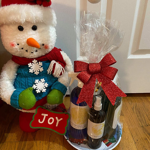 Gingerbread House Package