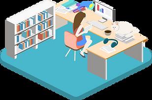 Espaço de Trabalho para quem trabalha com a web