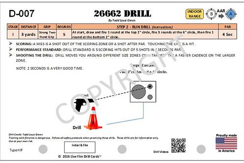 Card Drills - Custom Pack