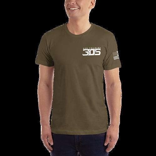 GT 305 Mens Logo T-shirt