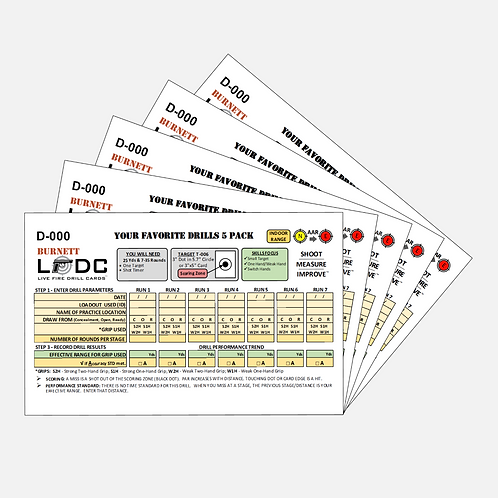 Drill Card Expansion Pack