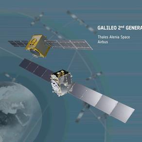 Déjà se prépare la deuxième génération de satellites pour le GNSS Galileo…