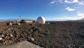 Nouvelle station sol Galileo à Kerguelen