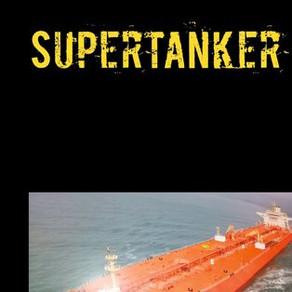 """Lecture : """"Supertanker"""" de J.-F. Le Din"""