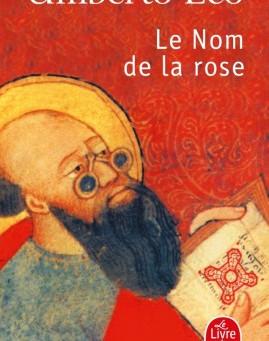 Les favoris de ma bibliothèque : Le nom de la Rose de Umberto Eco