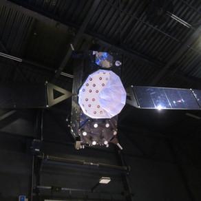 Visite de l'ESTEC, centre technique de l'Agence spatiale européenne
