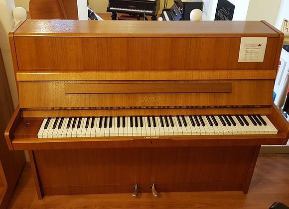 Klavier Pfeiffer, Modell 112, Nußbaum satiniert